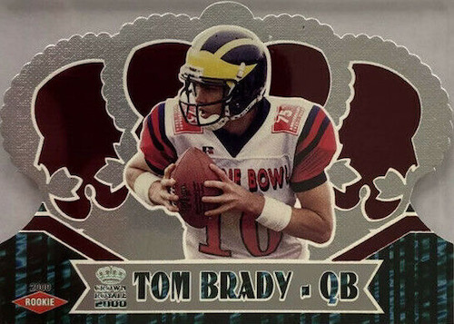 Ultimate Tom Brady Rookie Cards Gallery, Checklist and Hot List 19