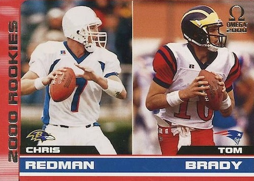 Ultimate Tom Brady Rookie Cards Gallery, Checklist and Hot List 21