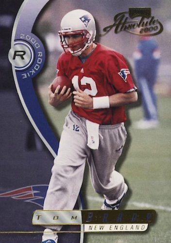 Ultimate Tom Brady Rookie Cards Gallery, Checklist and Hot List 28