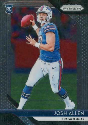Hottest Josh Allen Cards on eBay 1