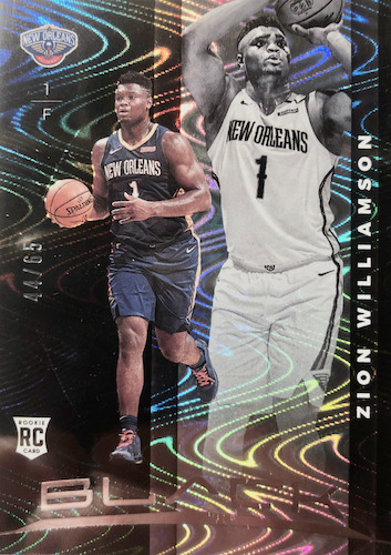 Top Zion Williamson Rookie Cards to Collect 9