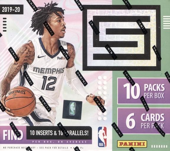 2019-20 Panini Status Basketball Cards - Checklist Added 5