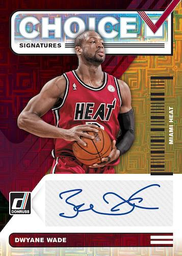 2020-21 Donruss Basketball Cards - Checklist Added 7