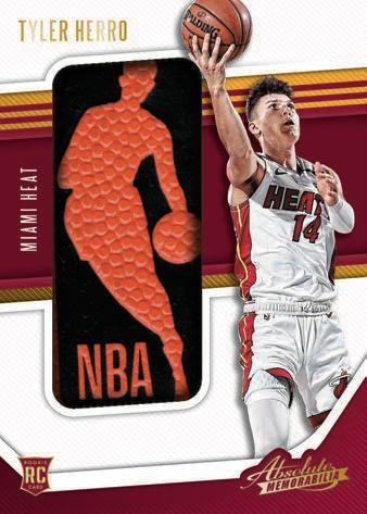 2020-21 Panini Absolute Memorabilia Basketball Cards 8
