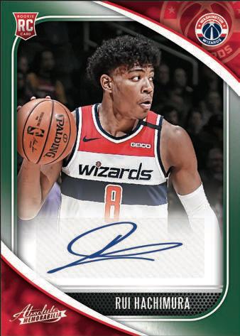 2020-21 Panini Absolute Memorabilia Basketball Cards 5