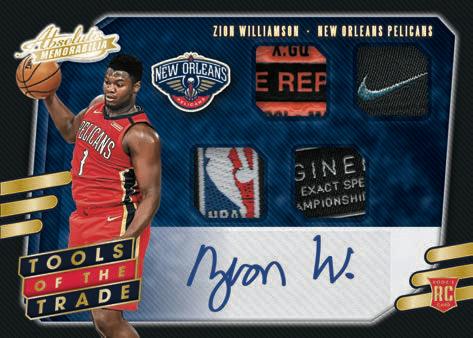 2020-21 Panini Absolute Memorabilia Basketball Cards 7