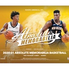 2020-21 Panini Absolute Memorabilia Basketball Cards