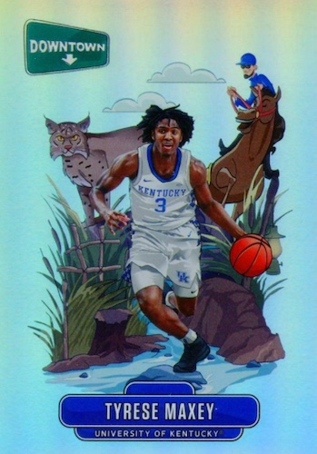 Top 2020-21 NBA Rookies Guide and Basketball Rookie Card Hot List 7