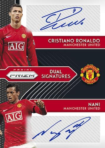 2020-21 Panini Prizm Premier League Soccer Cards - Checklist Added 9