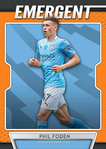 2020-21 Panini Prizm Premier League Soccer Cards - Checklist Added 6