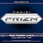 2020-21 Panini Prizm Premier League Soccer Cards