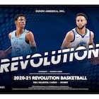 2020-21 Panini Revolution Basketball Cards