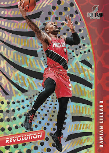 2020-21 Panini Revolution Basketball Cards - Checklist Added 3