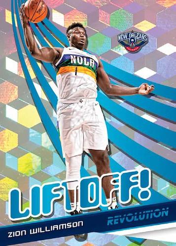 2020-21 Panini Revolution Basketball Cards - Checklist Added 4