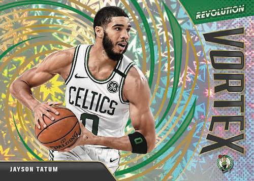 2020-21 Panini Revolution Basketball Cards - Checklist Added 5