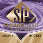 2020-21 SP Game Used Hockey Cards - Checklist Added