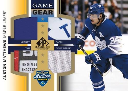 2020-21 SP Game Used Hockey Cards 8