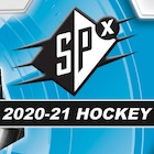 2020-21 SPx Hockey Cards