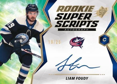 2020-21 SPx Hockey Cards 7