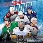 2020-21 Topps Now NHL Stickers Hockey Cards - Week 16
