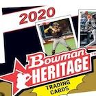 2020 Bowman Heritage Baseball Cards - Checklist Added