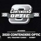 2020 Panini Contenders Optic Football Cards