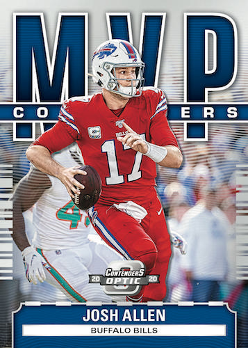 2020 Panini Contenders Optic Football Cards - Checklist Added 6