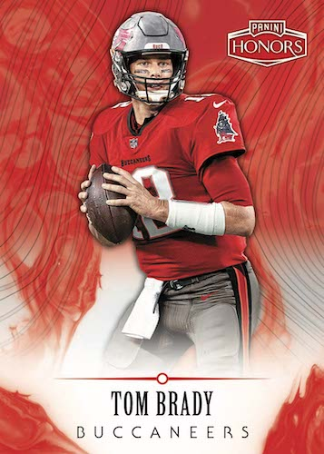 2020 Panini Honors Football Cards 4