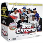 2020 Topps Chrome Update Series Baseball Cards