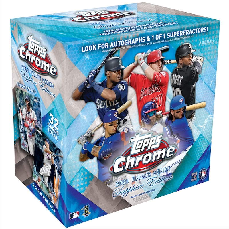 Top Selling Sports Card and Trading Card Hobby Boxes 7