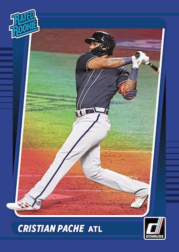 2021 Donruss Baseball Cards 3