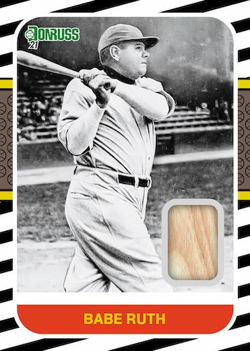 2021 Donruss Baseball Cards 10