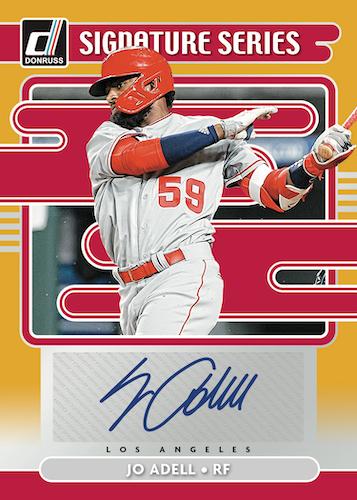 2021 Donruss Baseball Cards 8