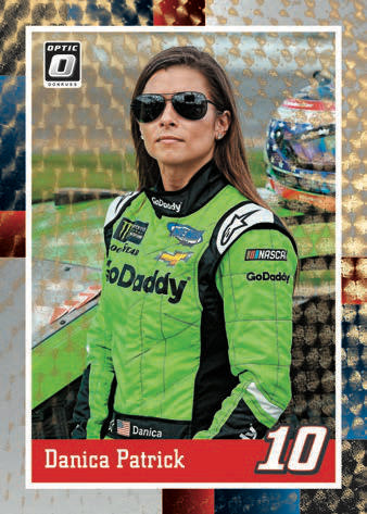 2021 Donruss Racing NASCAR Cards - Checklist Added 5