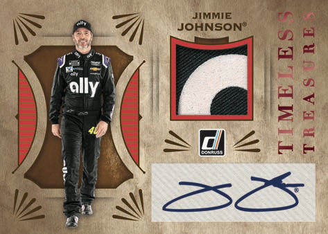 2021 Donruss Racing NASCAR Cards - Checklist Added 9