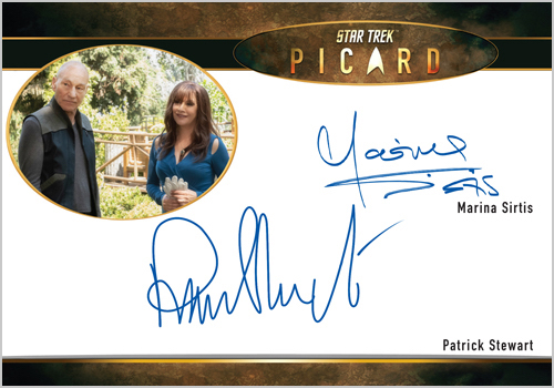 2021 Rittenhouse Star Trek Picard Season 1 Trading Cards - Early Checklist 6