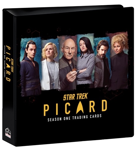 2021 Rittenhouse Star Trek Picard Season 1 Trading Cards - Early Checklist 3