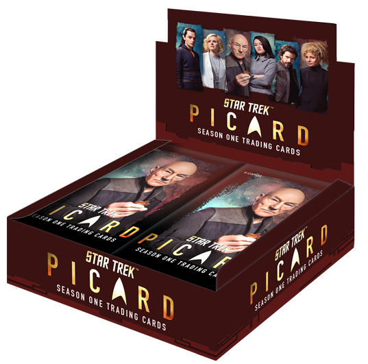 2021 Rittenhouse Star Trek Picard Season 1 Trading Cards - Early Checklist 7