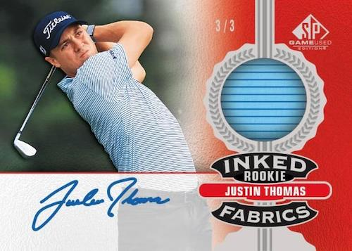 2021 SP Game Used Golf Cards 6