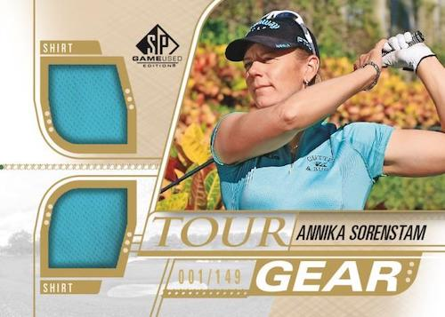 2021 SP Game Used Golf Cards 8