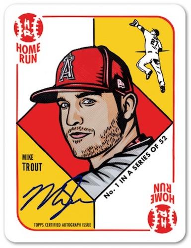 2021 Topps 1951 Topps Blake Jamieson Baseball Cards 3
