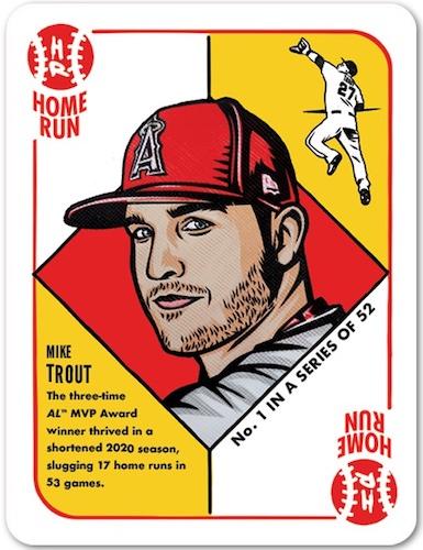 2021 Topps 1951 Topps Blake Jamieson Baseball Cards 5