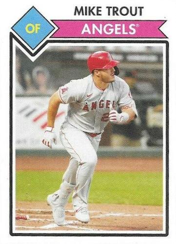 2021 Topps 582 Montgomery Club Baseball Cards - Set 1 2