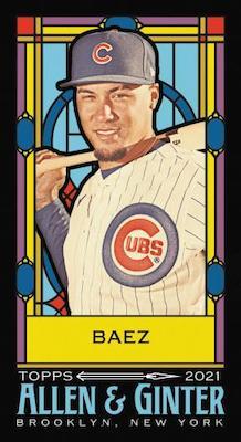 2021 Topps Allen & Ginter Baseball Cards 6