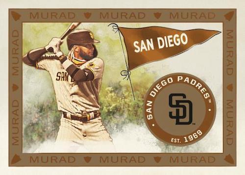 2021 Topps Allen & Ginter Baseball Cards 8