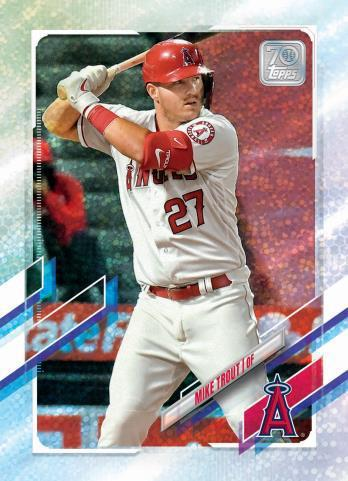 2021 Topps Baseball Complete Factory Set Cards 2
