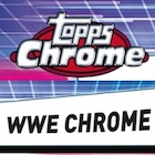 2021 Topps Chrome WWE Wrestling Cards