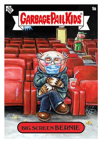 2021 Topps Garbage Pail Kids Exclusive Trading Cards Checklist 9