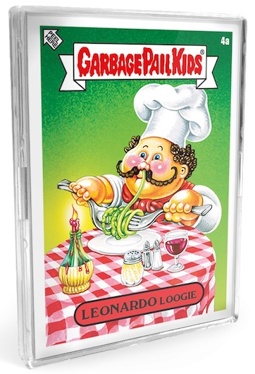 2021 Topps Garbage Pail Kids Exclusive Trading Cards - GPK Bizarre Holidays 1