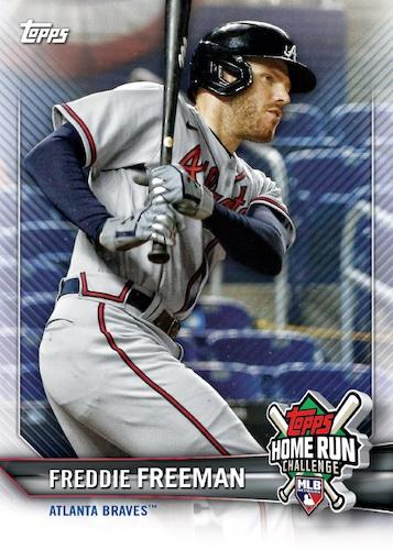 2021 Topps Home Run Challenge Baseball Cards 2